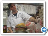 Katz's prepares sandwiches made to order with flavor that is out of this world!