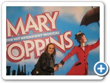 Flying with Mary Poppins!