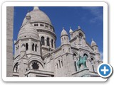 The Basilica of Sacré-Cœur