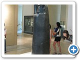The Code of Hammurabi at The Louvre